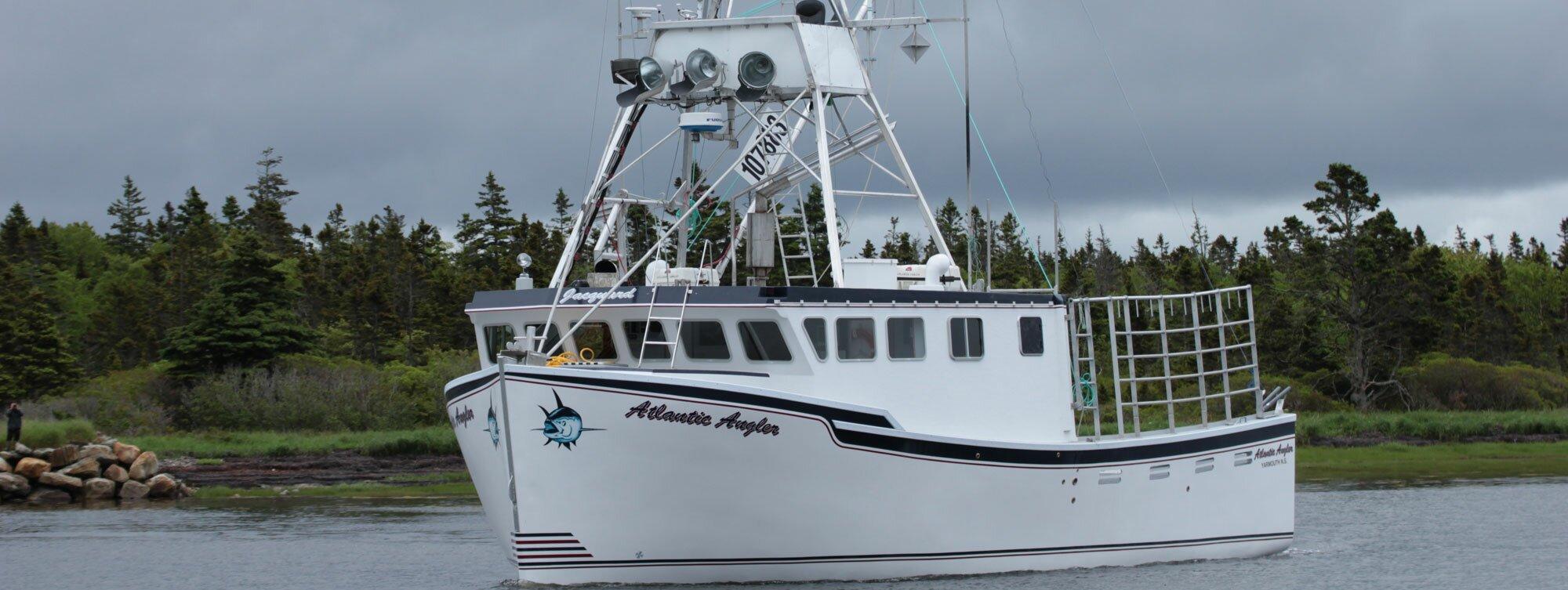 Boat - Atlantic Angler