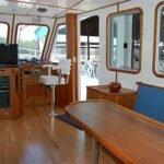 Comfortable Boat Interior