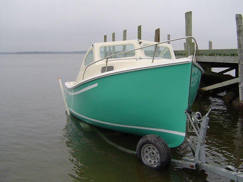 Medium Boat - Docked