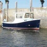Semi-Large Boat - Docked